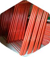 производство рамных строительных лесов