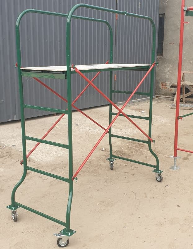 photo Mini-scaffolding «MASTER 1»