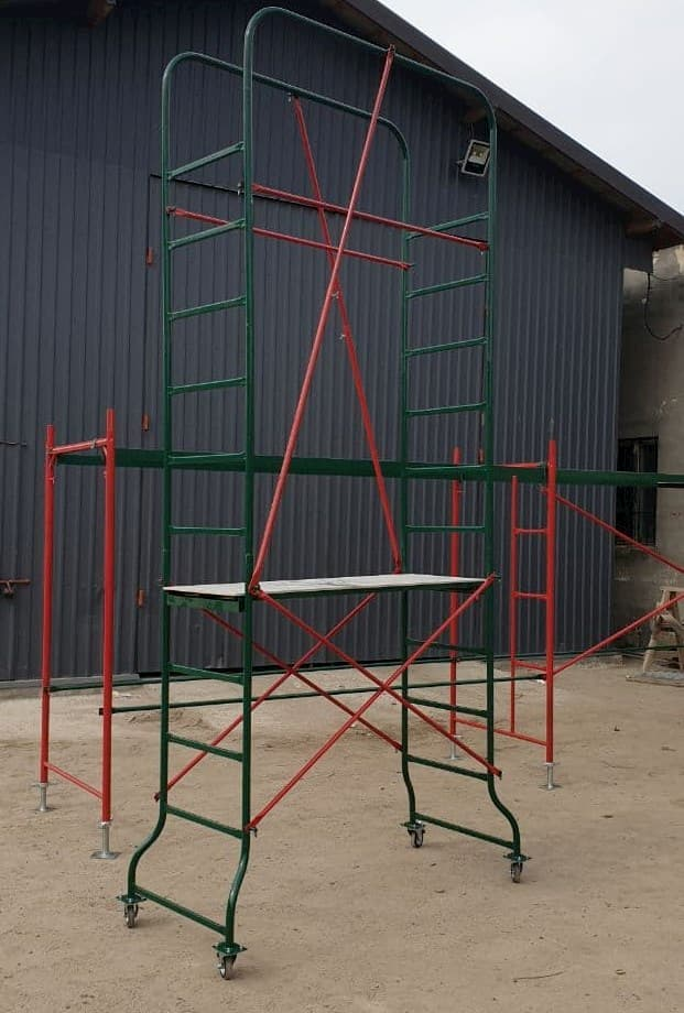 photo Mini-scaffolding «MASTER 3»